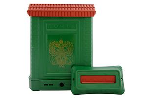 Ящик почтовый Премиум с С пласт. защелкой  накладкой - купить в Пскове. ТД «Вимос»