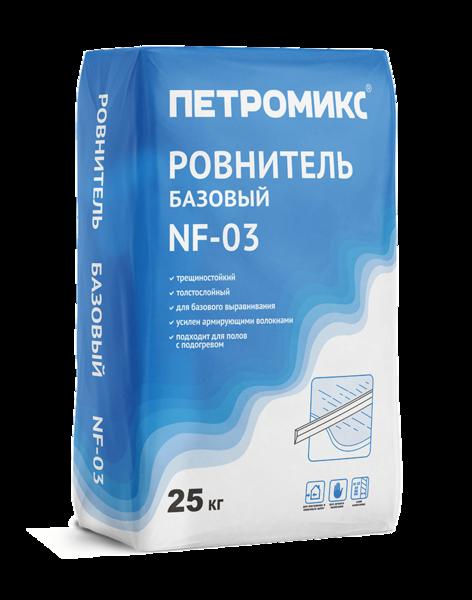Ровнитель базовый Петромикс NF-03 25кг - купить в Пскове (Октябрьский пр. 60), отзывы. ТД «Вимос»